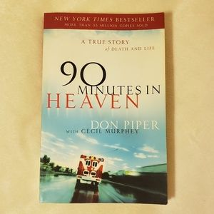 90 Minutes in Heaven Soft Copy Book